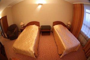 Гостиница Даурия: Двухместный (Первая категория)